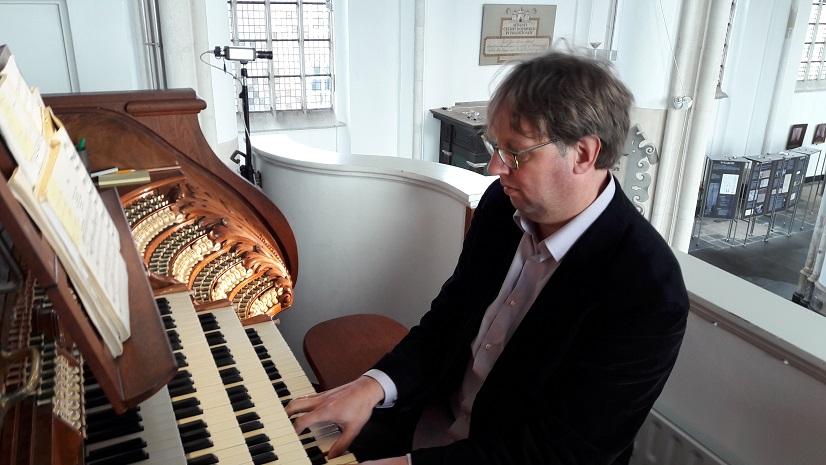Orgelconcert Wilbert Berendsen