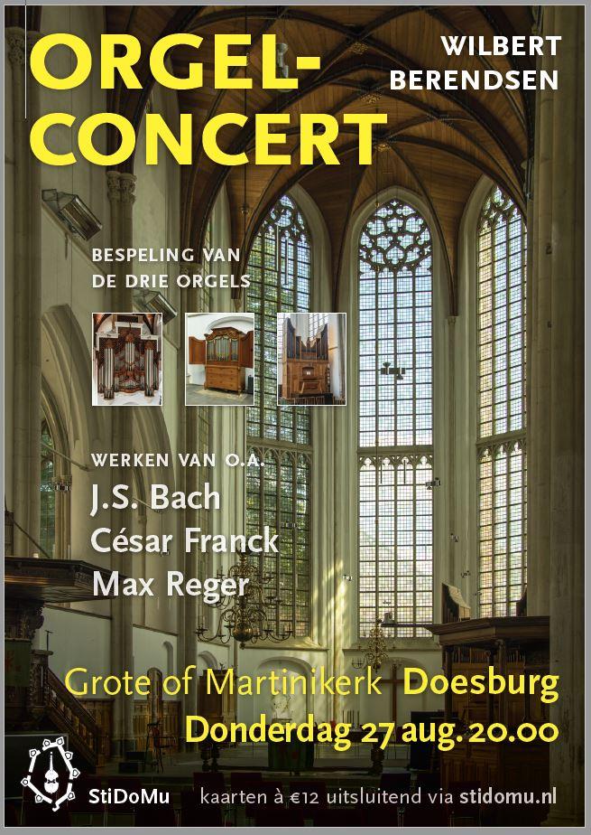 Plaatje concert 27 aug.