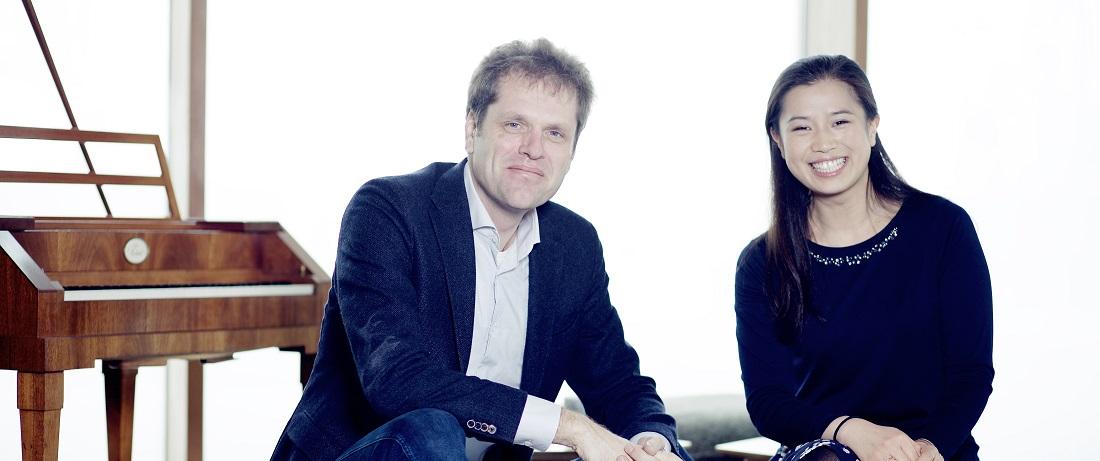Pieter-Jan Belder & Rie Kimura